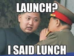 School Lunch Meme - skunkfeathers kim jong un tries the moochelle school lunch program