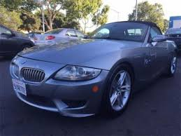 bmw of oakland used bmw z4 m for sale in oakland ca edmunds