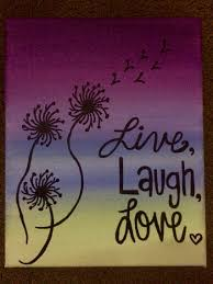Pinterest Canvas Ideas by Live Laugh Love Canvas My Creations Pinterest Canvases