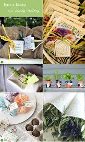 eco friendly wedding favors eco friendly favor ideas from seeds to saplings for