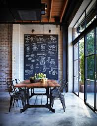 Tolix Dining Chairs Black Tolix Dining Chairs The Fashion Medley