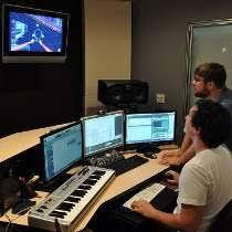 sound designer sound designer workspace somatone interactive office photo