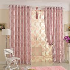 pink curtains for bedroom photos and video wylielauderhouse com
