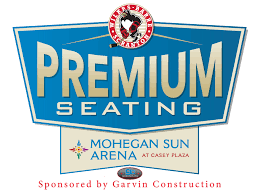 Mohegan Sun Arena Floor Plan Premium Seating Mohegan Sun Arena