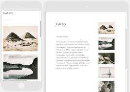 squarespace help montauk structure and style