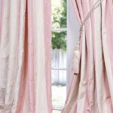 Pink And Purple Curtains Faux Taffeta Drapes Foter