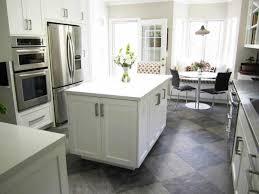 kitchen tile floor design ideas white kitchen tile floor ideas caruba info