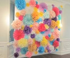 backdrop paper simple and easy to do wall decorations that you can use create for