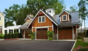 craftsman style garage plans house plan garage 3 car garage plans with living space above