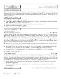 Data Architect Resume Cover Letter Enterprise Data Architect Resume Enterprise Data