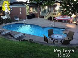 Custom Backyards 27 Best Custom Fiberglass Pools Images On Pinterest Backyards