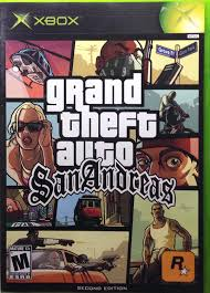 amazon com grand theft auto san andreas xbox artist not