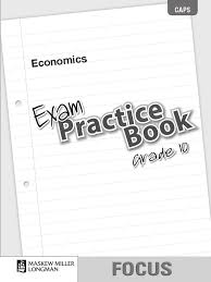focus economics grade 10 exam practice book economic equilibrium