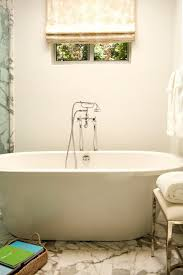 Contemporary Bathtub Bathtub Small Freestanding Tub Contemporary New York With
