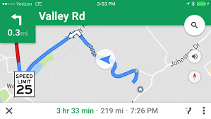 Google Maps Michigan by Google May Be Adding Speed Limits To Google Maps Extremetech