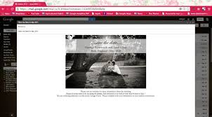 Digital Save The Date Go Digital A Save The Date Tutorial The Budget Savvy Bride