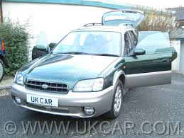 subaru legacy off road subaru legacy 2 5 outback lux estate