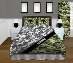 Camo Bedding Sets Queen Mainstays Kids39 Camoflauge Coordinated Bedding Set Walmart Army