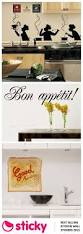145 best con vinilos images on pinterest wall stickers adhesive sticky our best selling kitchen wall stickers for 2013 based on sales