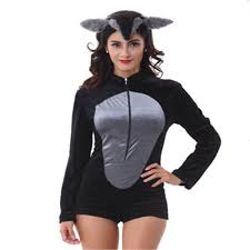 Black Kitty Halloween Costume Aliexpress Buy 2017new Quality Animal Costume Footed