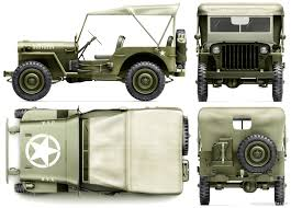 jeep vector the blueprints com vector requests willys overland jeep mb 1944