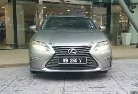 lexus malaysia rx200t all lexus driven lexus es 250 luxury