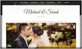 wedding websites fresh wedding website exles fototails me