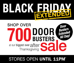 younkers door busters extended until 11pm drop everything shop