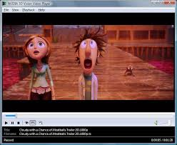 cloudy chance meatballs stereoscopic 3d trailer 3d
