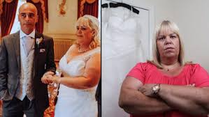 Sell Wedding Dress Woman Savages U0027cheating U0027 Ex In Facebook Post To Sell Wedding Dress