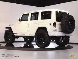 jeep rubicon all white 2011 jeep wrangler unlimited sahara 4x4 in bright white photo 5