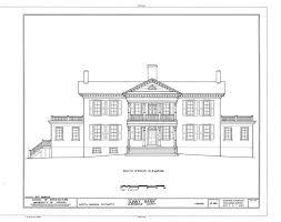 nottoway plantation floor plan sunny bank wikipedia