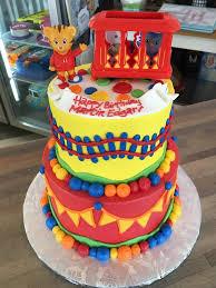 daniel tiger cake daniel tiger 1st birthday cake phenomenal and delicious yelp