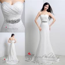 compare prices on mermaid wedding dresses blinged online shopping
