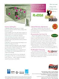 100 ruud 80 plus furnace manual fix your furnace if it