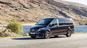mercedes minivan mercedes benz v class marco polo 2017 review by car magazine