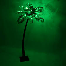 led lighted palm tree artificial 7