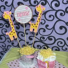 giraffe baby shower decorations 31 best giraffe baby shower images on giraffes