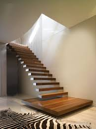 cantilevered stair spotted gum slattery u0026 acquroff stairs
