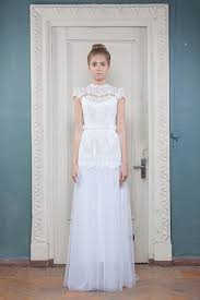 contemporary wedding dresses stunning vintage yet contemporary wedding dresses by katya katya