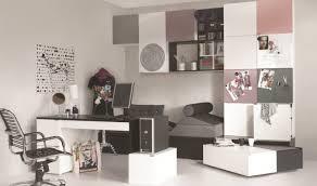 bureau modulable 140 cm avec caisson yu mobilier design pas cher