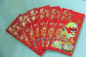 lunar new year envelopes new year angry birds packets paper gasp