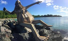 scrap wood sculpture dambo s amazing wooden sculptures made completely out of