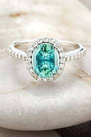 color stone rings images Wedding rings with green stone wedding rings with colored stones jpg