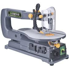Skil Flooring Saw Home Depot by Genesis 1 2 Amp 16 In Variable Speed Scroll Saw Gss160 The Home