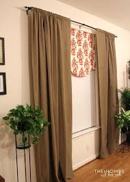 Hanging Curtains High And Wide Designs The Years Ive Learned That There Are Really No When It