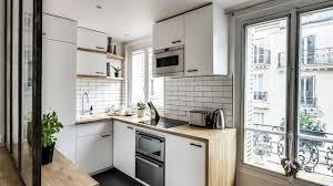cuisine fonctionnelle des petites cuisines fonctionnelles et bien aménagées côté maison