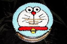 doraemon cake for kids online delivery noida doraemon shape cakes