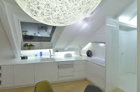 attic kitchen ideas attic family home with nooks and clever storage