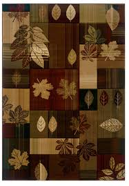Western Style Area Rugs United Weavers Area Rugs Contours Lodge Rugs 511 25159 Autumn